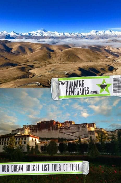 Our bucket list plan to explore the wild land of Tibet
