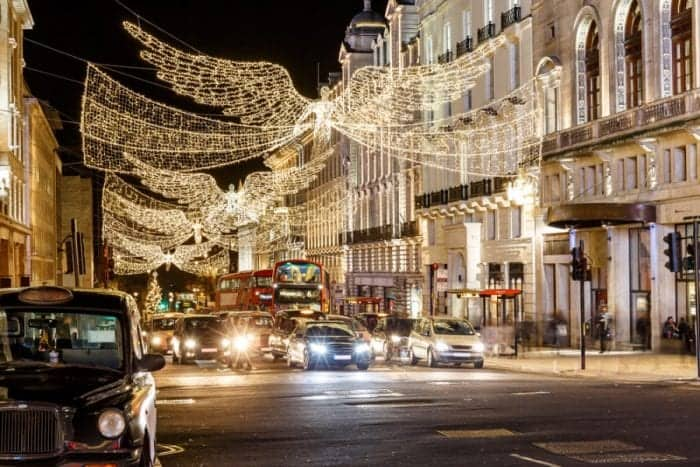 Spend this Christmas in London: One of the most magical Christmas experiences!
