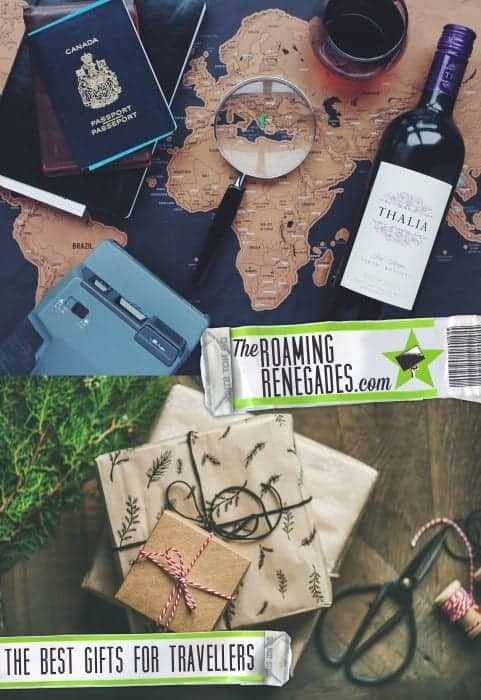 The ultimate list of best Christmas gift for a travelers and backpackers! > https://theroamingrenegades.com/2018/11/christmas-gift-ideas-for-travelers.html