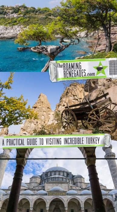 Is Turkey safe? A guide to visiting Turkey & how to get a Turkish Visa!