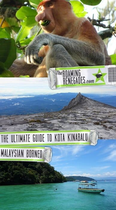 Things to do in Kota Kinabalu, Malaysia, Borneo: The Ultimate Kota Kinabalu Itinerary > https://theroamingrenegades.com/2019/04/things-to-do-in-kota-kinabalu-itinerary.html | #travel #Borneo #Malaysia #Sabah #KotaKinabalu #Adventuretravel #Wildlife #SCUBA #Hiking