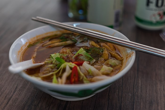 Penang Itinerary: What to do in Penang in 3 days: Georgetown Malaysia guide. Penang Laksa