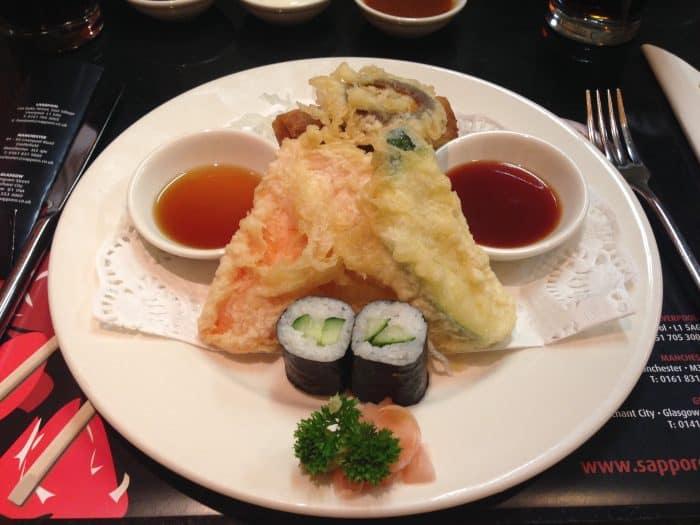 Vegetable Tempura, Best Vegetarian Japanese Food to Try