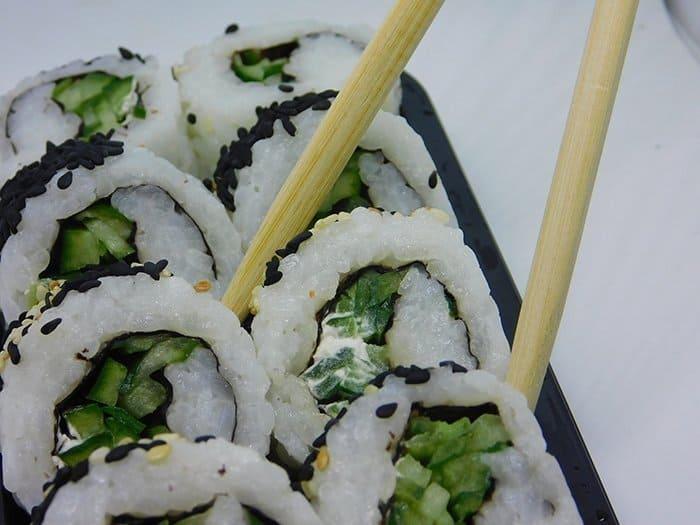 Vegetarian Sushi, Best Vegetarian Japanese Food to Try