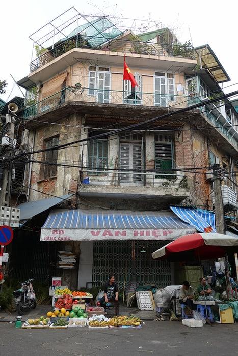 Streets of Hanoi. 3 weeks in Vietnam, Vietnam itinerary: 3 weeks, 3 week Vietnam itinerary