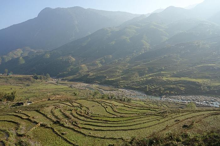 Rice terraces in Sapa. 3 weeks in Vietnam, Vietnam itinerary: 3 weeks, 3 week Vietnam itinerary