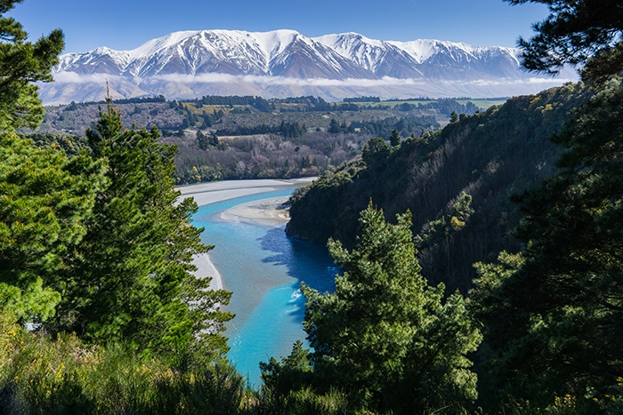 The 10 km Rakaia Gorge walk near Mt Hutt (day trips from Christchurch, Christchurch day trips, places to visit near Christchurch, things to do in Canterbury New Zealand, visit Christchurch)