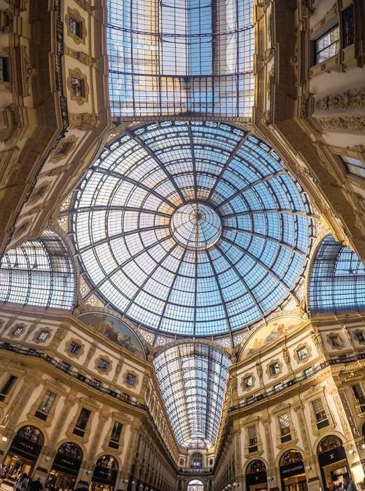 Galleria Vittorio Emanuele II, (Milan 2 days, Two days in Milan, Milan in 2 days, What to do in Milan for 2 days, 2 days in Milan, 2 days in Milan itinerary, Milan itinerary 2 days, Milan city break, A weekend in Milan, How many days in Milan)