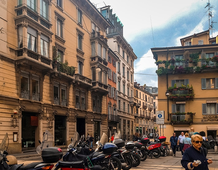 Brera district, (Milan 2 days, Two days in Milan, Milan in 2 days, What to do in Milan for 2 days, 2 days in Milan, 2 days in Milan itinerary, Milan itinerary 2 days, Milan city break, A weekend in Milan, How many days in Milan)