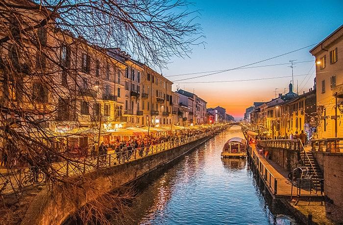 Navigli Canals, (Milan 2 days, Two days in Milan, Milan in 2 days, What to do in Milan for 2 days, 2 days in Milan, 2 days in Milan itinerary, Milan itinerary 2 days, Milan city break, A weekend in Milan, How many days in Milan)
