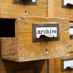 The archives are at the end of every part in the Design Your Life: Like an Architect coure-book. They include additional resources to help you get the most out of the program.