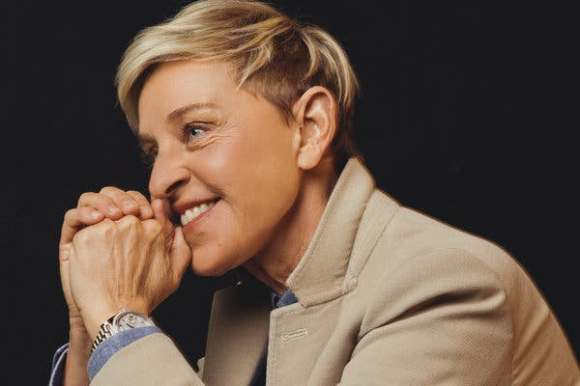 Ellen Degeneres is another example of someone who walked her own path in life and we're better for it!
