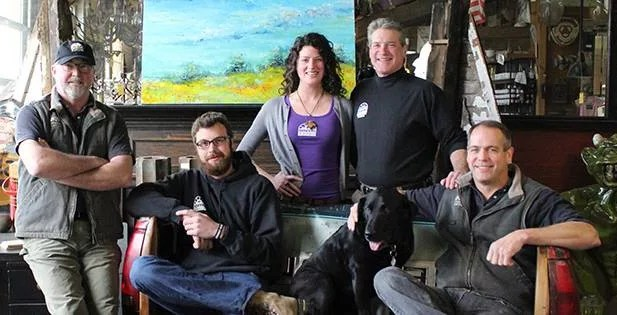 black dog salvage chosen to expand woodcraft upcycling