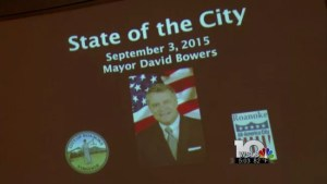 State of City