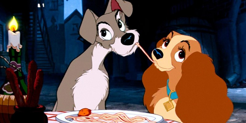 Oh Lady Be Good Lady And The Tramp Returns To Blu Ray The Roarbots