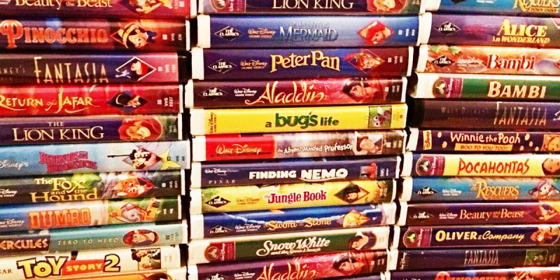 Where Can I Sell My Vhs Tapes >> I Hate To Tell You But Your Disney Vhs Tapes Are Not Worth