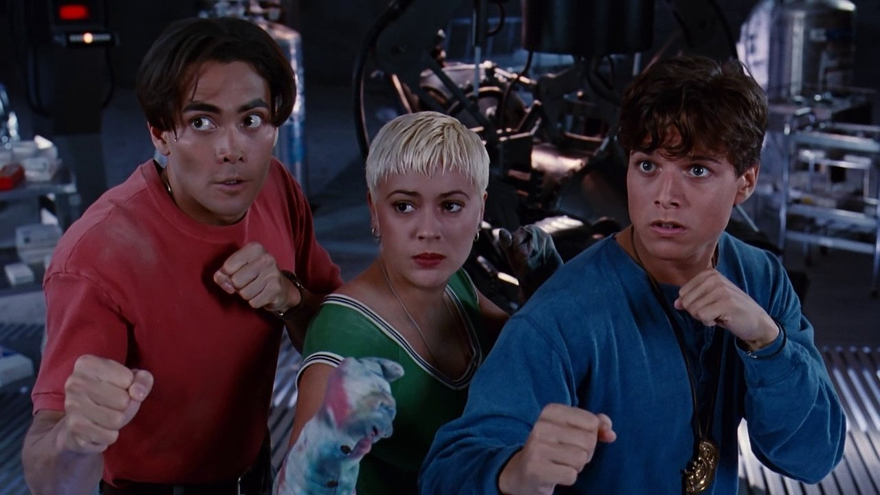 32 Things I Learned While Watching The New Double Dragon Blu Ray