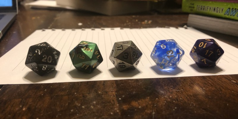 Roll the Dice: A Brief History of the Humble d20 - the Roarbots