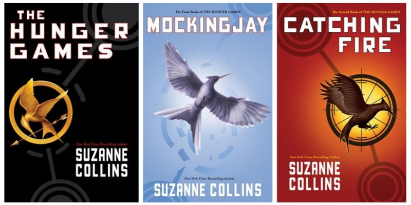 Image result for hunger games cover art trilogy