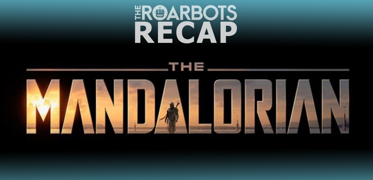 The Mandalorian Chapter 6 In Space No One Can Hear You Scream The Roarbots