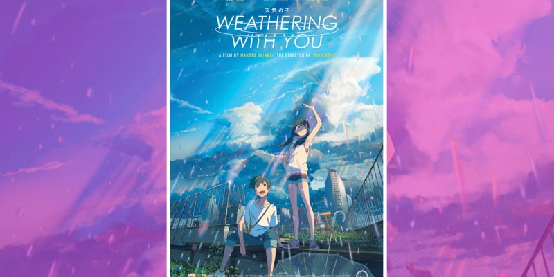 Gkids Retrospective Weathering With You The Roarbots