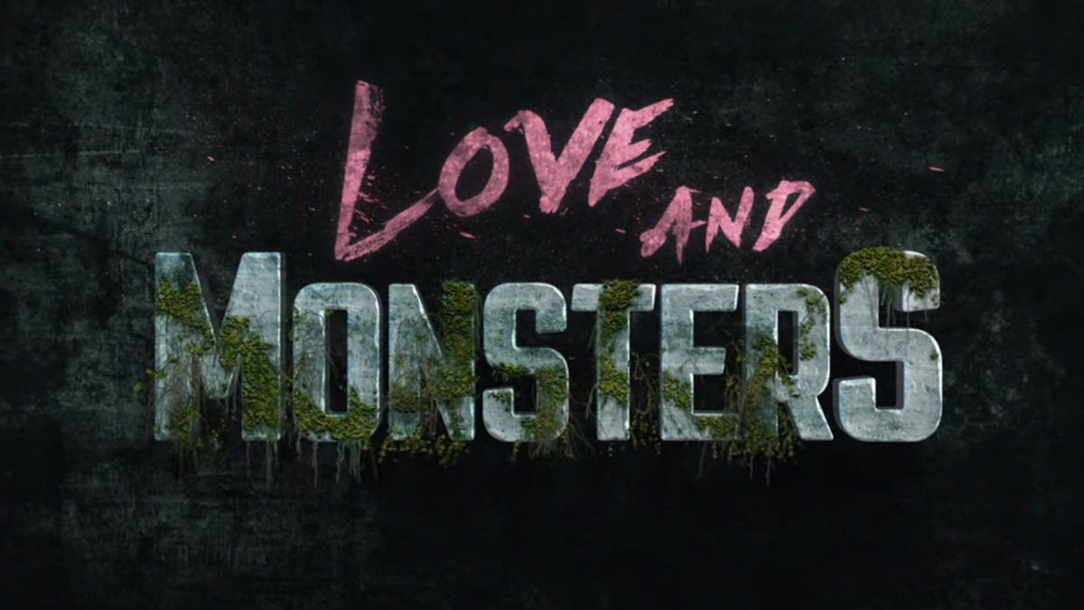 Hideous Creatures Destruction Comedy Romance In Trailer For Love And Monsters The Roarbots