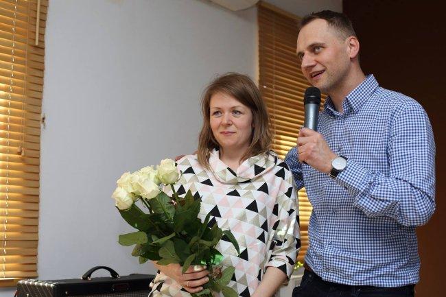 Jeszcze raz bardzo dziękujemy dla Aleksandra Fronczek za ogarniecie całosciowo tematu kiermaszu :)