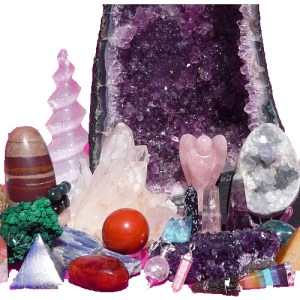 Crystals By Shape