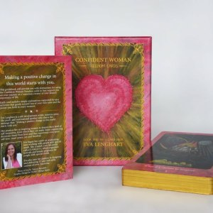 Confident Woman Freedom Oracle Cards
