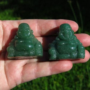 buy green aventurine buddha from India in Australia