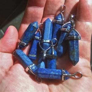 Lapis Lazuli D/T Pendants