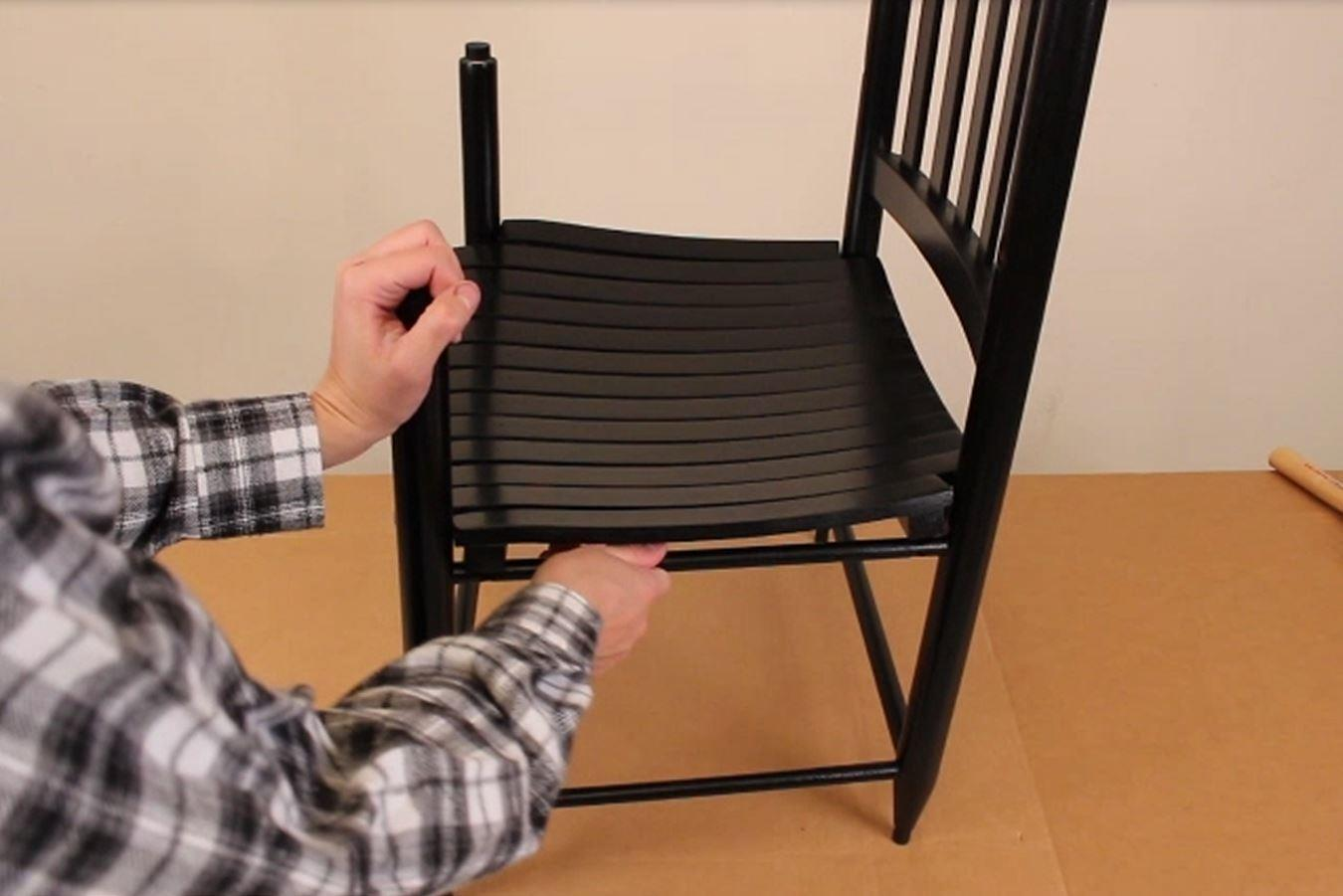 Chair Repair Parts From Splats To Rails Rocking Chair Parts Explained The