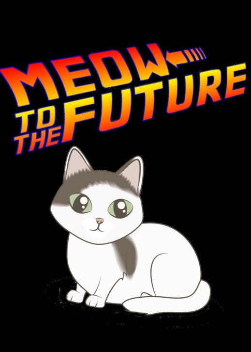 meow to the future