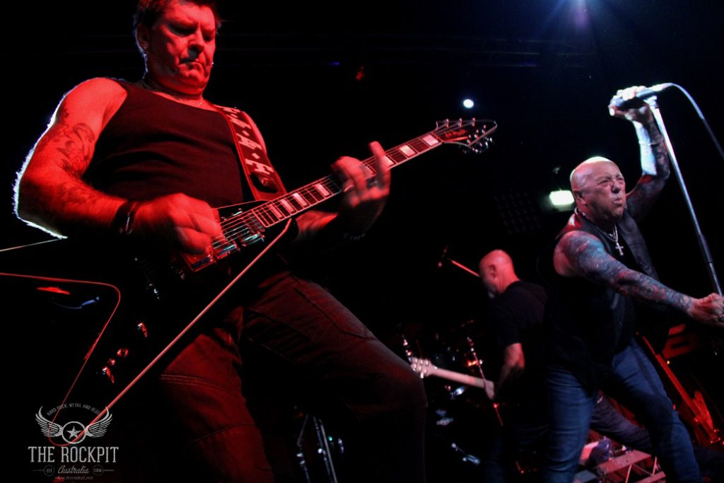 Live Review Rose Tattoo At Metropolis Fremantle  The Rockpit