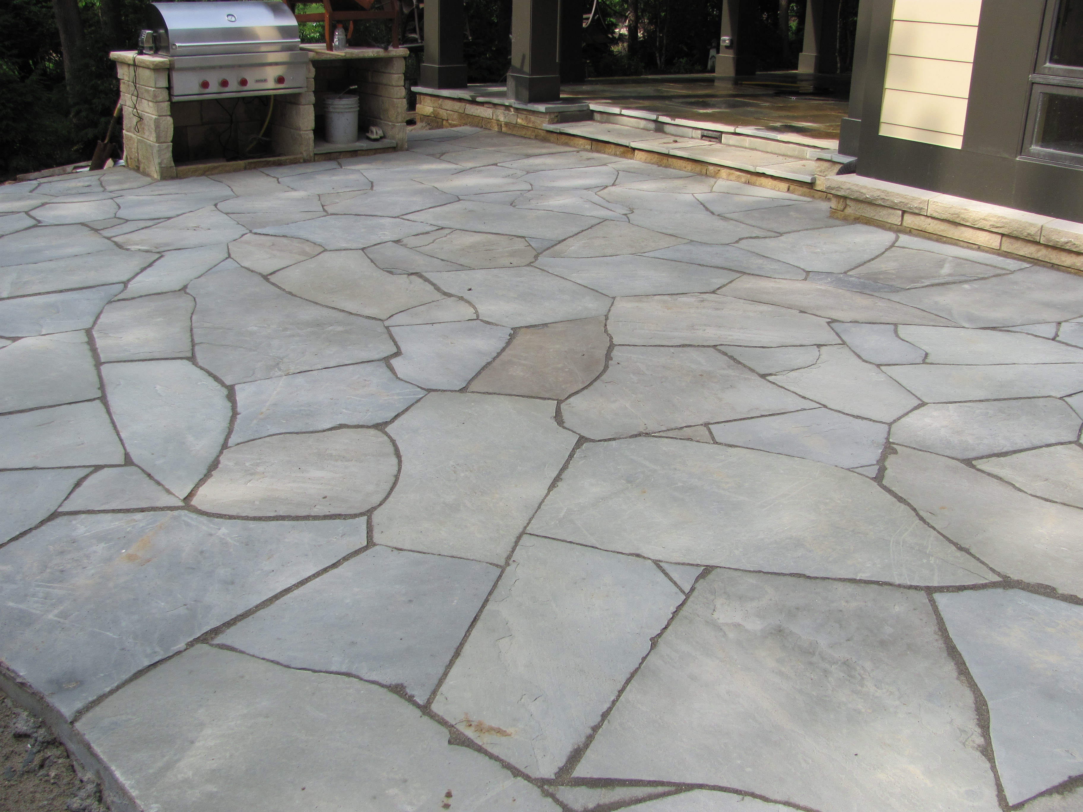 Flagstone Amp Slabs The Rock Place