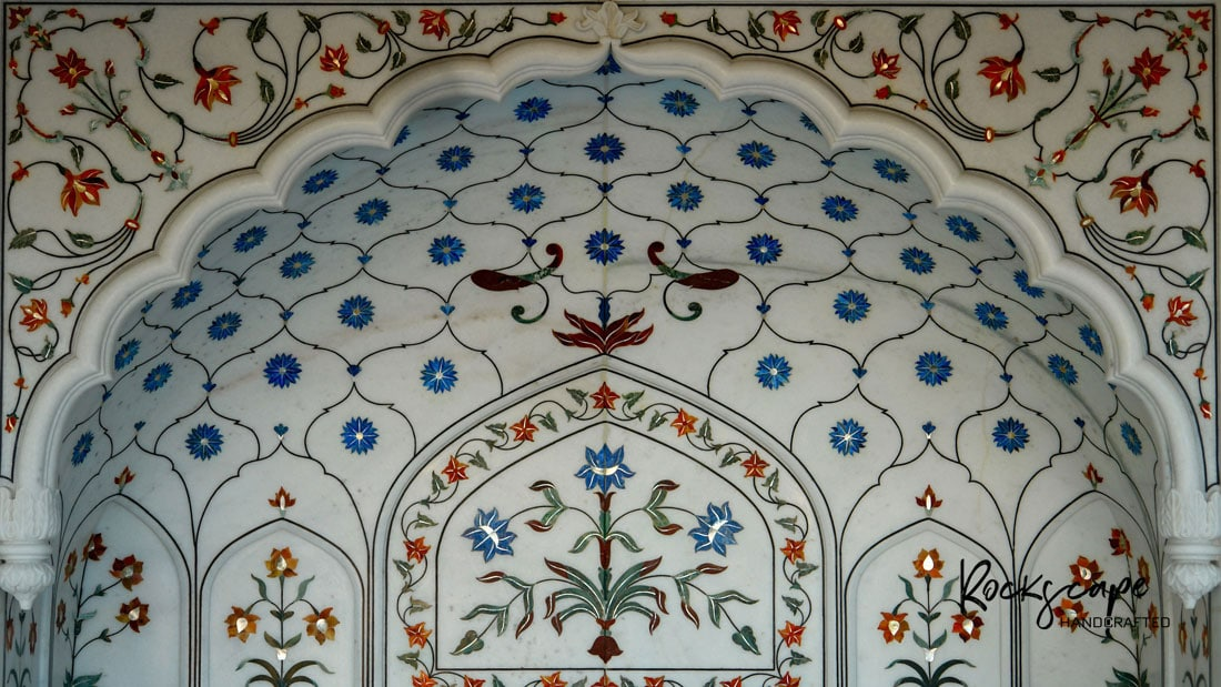marble inaly pietra dura