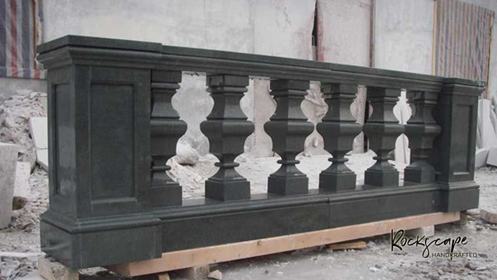 Stone balusters made to order