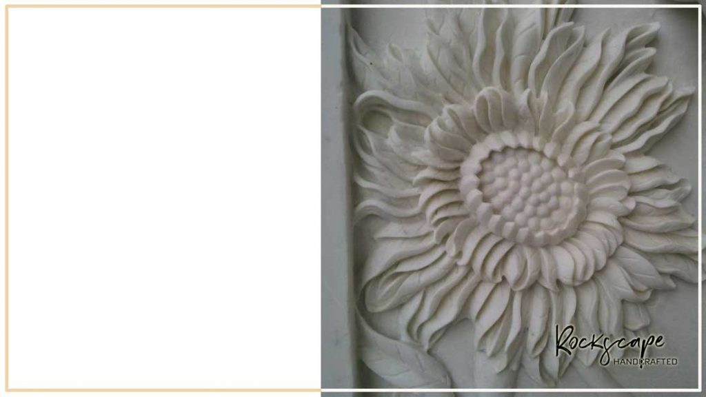 relief carving wall panel rockscape ideas