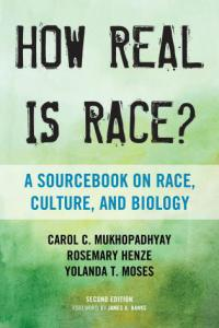 New Book on Race Now Available