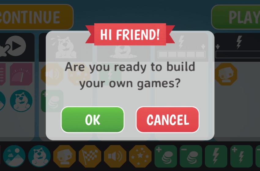 [Fun App Alert] I Created a Video Game!
