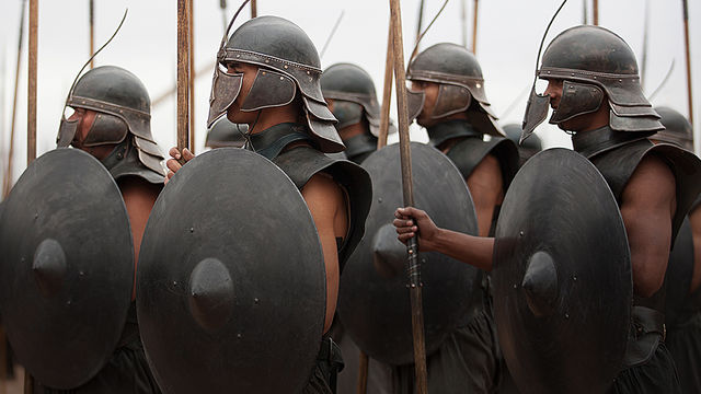 The (Possible) Bones of 'The Unsullied'