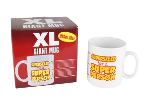 Giant Coffee Mug - Coffee Essentials for Mothers - The Rockstar Mommy