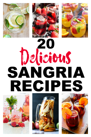 20 Easy Sangria Recipes - The Rockstar Mommy