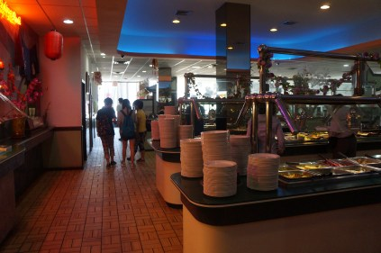 Eating at Chinese Buffet #14
