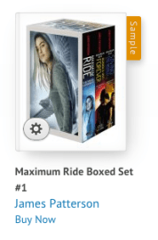 The Maximum Ride Series