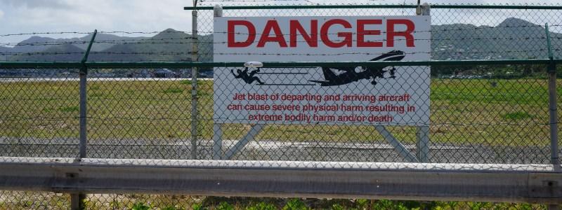 The Insanity of Jet Blasts at SXM Maho Beach
