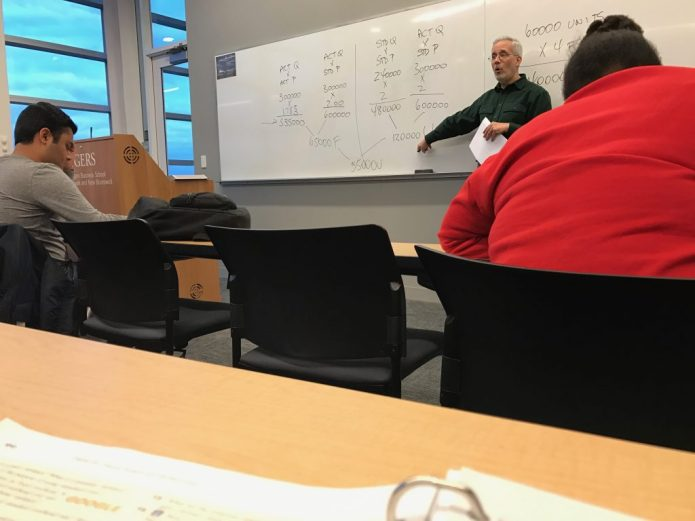 Rutgers Accounting for Entrepreneruship