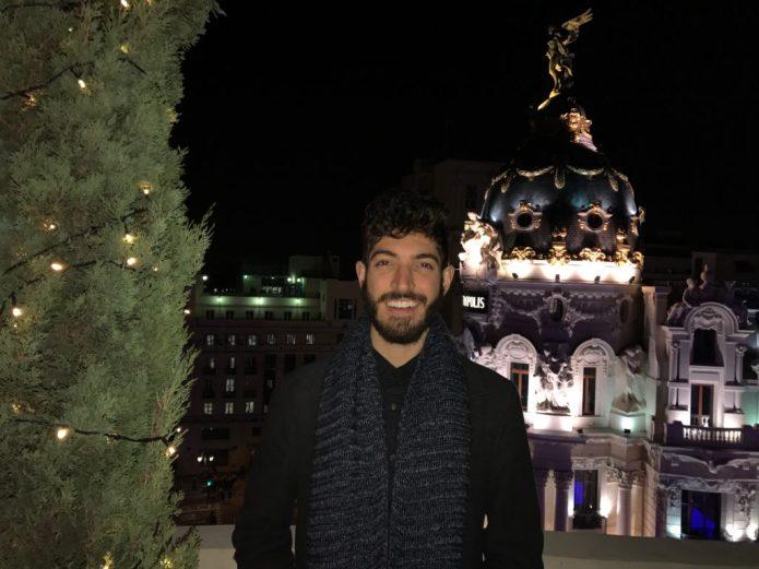 Madrid Metropolis Fancy Dinner