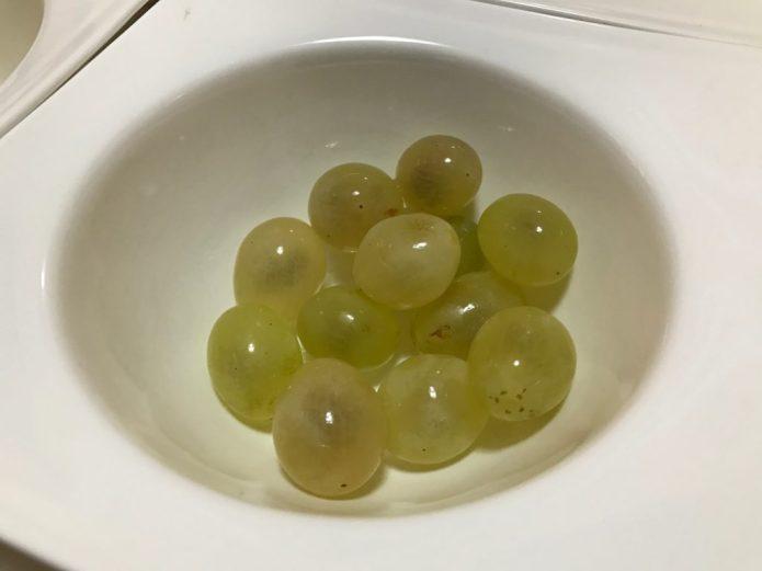 Bowl 12 Grapes