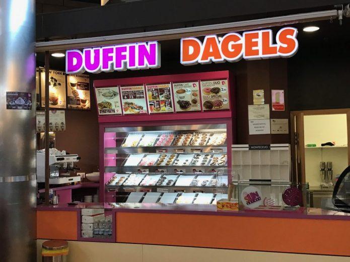 Duffin Dagels
